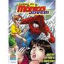 Revista Hq Mangá Turma Da Mônica Jovem 2ª Série N° 5