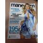 Revista Manequim 593 2009 / Adriane Galisteu / Vestidos Long