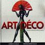 Art Déco Europa/ Estados Unidos/ Brasil Livro Seminovo