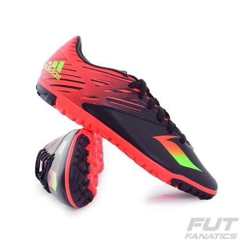Chuteira Adidas Messi 15.3 Tf Society - Futfanatics