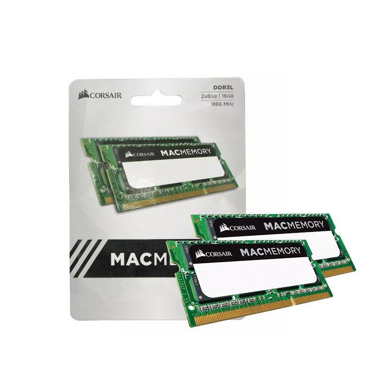 Corsair - DDR3L 1866 C11 16GB - 2 x 8GB MacMemory 4512
