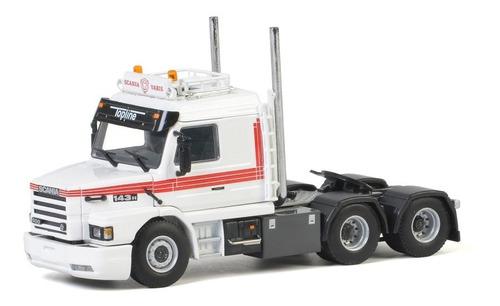 Miniatura Caminhão Scania 143h Topline V8 Wsi = Arpra. Original
