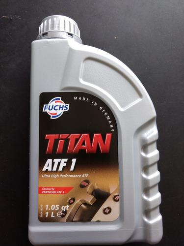Titan Pentosin Atf1 Óleo Cambio Automático Sintético 2 L
