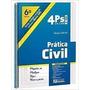 Livro 4ps Da Oab Prática Civil 6ª Edição Sérgio Gabriel