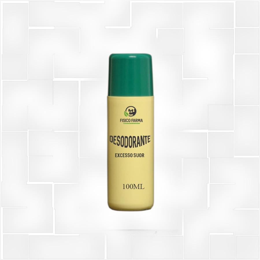 Desodorante para Excesso de Suor