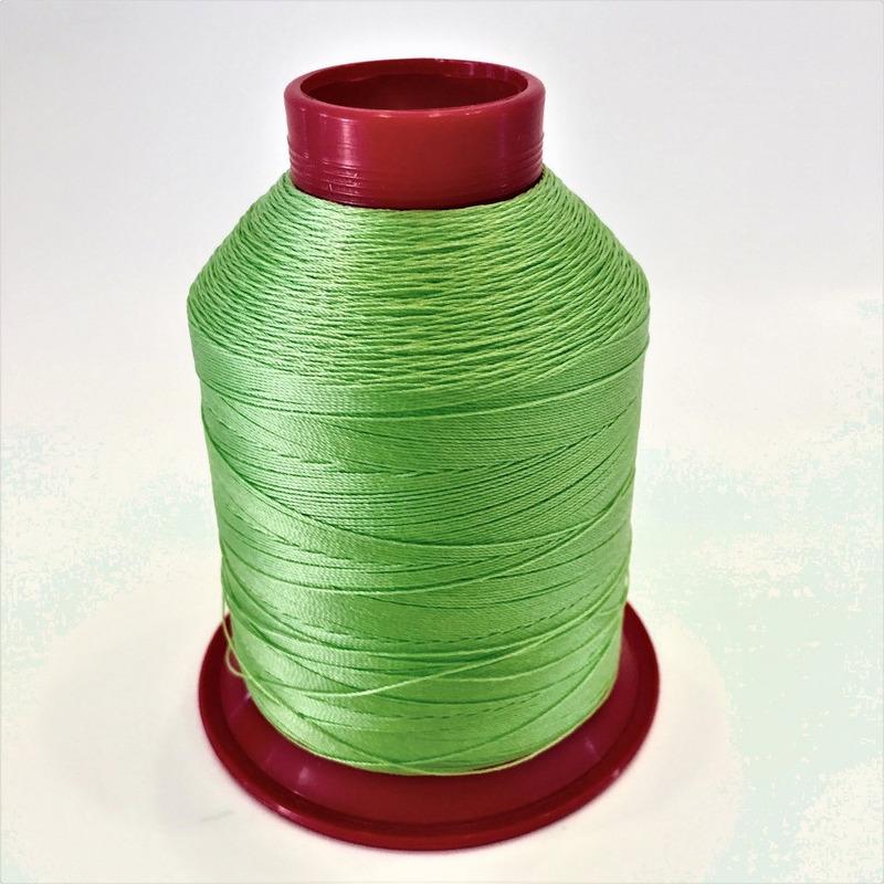 Linha 40 para costura verde limão - 352