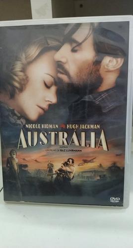 Australia - Nicole Kidman -dvd Original