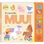 Livro Pequeno Aprendiz Livros Sonoros A Vaca Diz Muu!