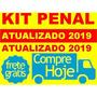 Kit Direito Penal 2019 Atualizado Frete Grátis