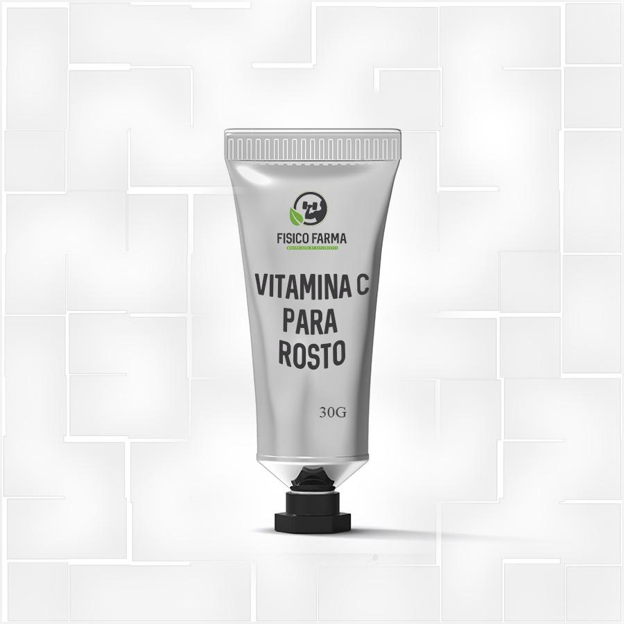Vitamina C para Rosto - 30g