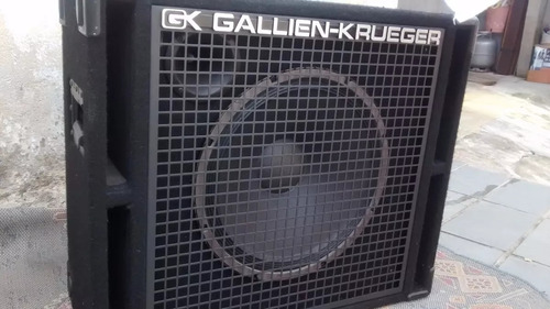 Gabinete Gk Gallian & Krueger Rbh 115- 400 Watts Original