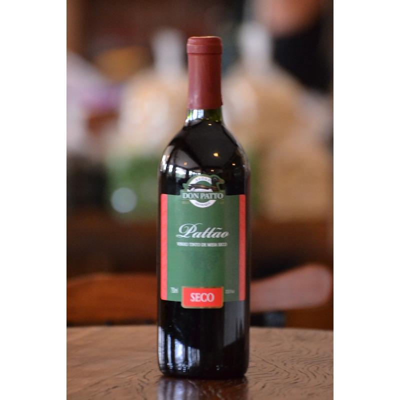 Vinho Tinto Seco Izabel/Bordô 750ml - Don Patto