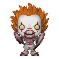 Pennywise Spider Legs Pop Funko #542 - IT - Movies