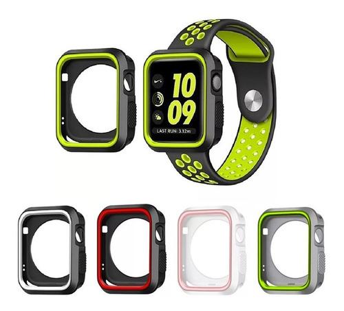 Case Nke Para Apple Watch Iwo 38mm 40mm 42mm 44mm Series 5 4 Original