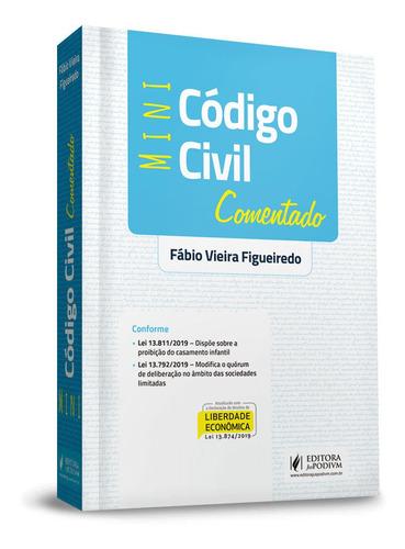 Mini Codigo Civil Comentado (2020) Original