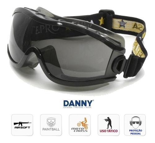 Oculos Proteçao Paintball Airsoft Tatico Militar Motocross Original