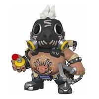 Roadhog Pop Funko #309 - Super Sized - Overwatch - Games