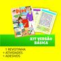 Kit Kit Revista Pepê Ensina As Crianças A Obedecer Aos Pai