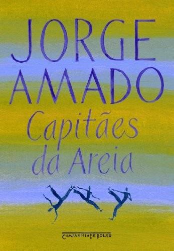 Capitães Da Areia Jorge Amado Ed. Cia. Das Letras Original