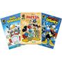 Kit 3 Revistas Gibi Em Quadrinhos Nº 0 Hq Disney 2019
