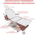 Capa plastica para maca estetica (COM FRETE SP)