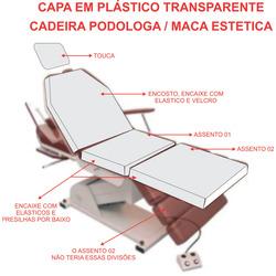 Capa plastica para maca estetica (COM...