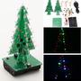 Geekcreit ? Árvore Natal Led Flash Estojo 3d Diy Estojo Apre