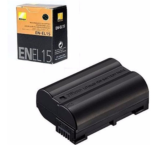 Bateria En - El15 P/ Nikon D500 D610 D750 D810 D850 D7200 Original