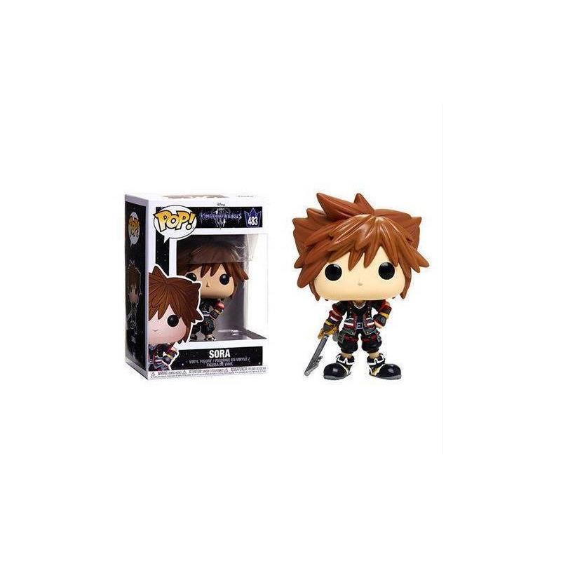 Sora Pop Funko #483 - Kingdom Hearts 3 - Games - Disney