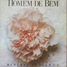 Cd - Homem De Bem Tomaz Lima Mantras Indianos 1992 Original