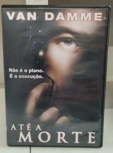 Até A Morte Dvd Original