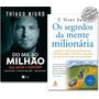 Kit Livro Do Mil Ao Milhao Os Segredos Da Mente Milionária
