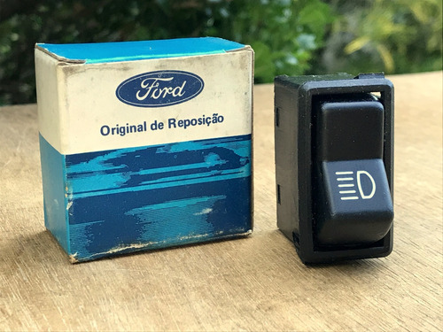 Botão Interruptor Farol Auxiliar Corcel Il -  Ford Original