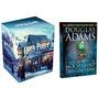 Box Coleção Harry Potter 7 Livros Mochileiro Das Galáxias