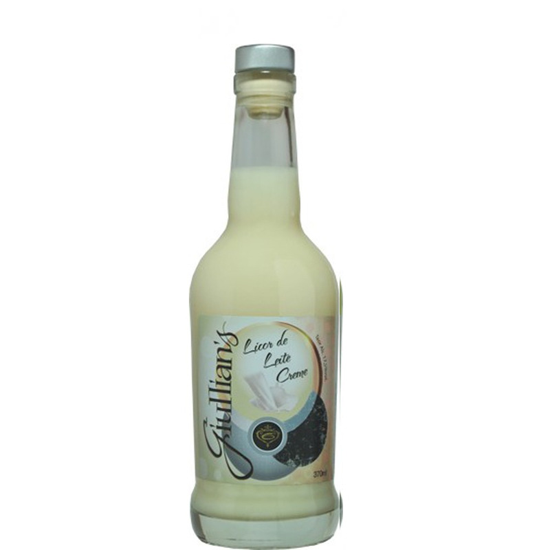 Licor de Leite Creme 370ml - Giullian's