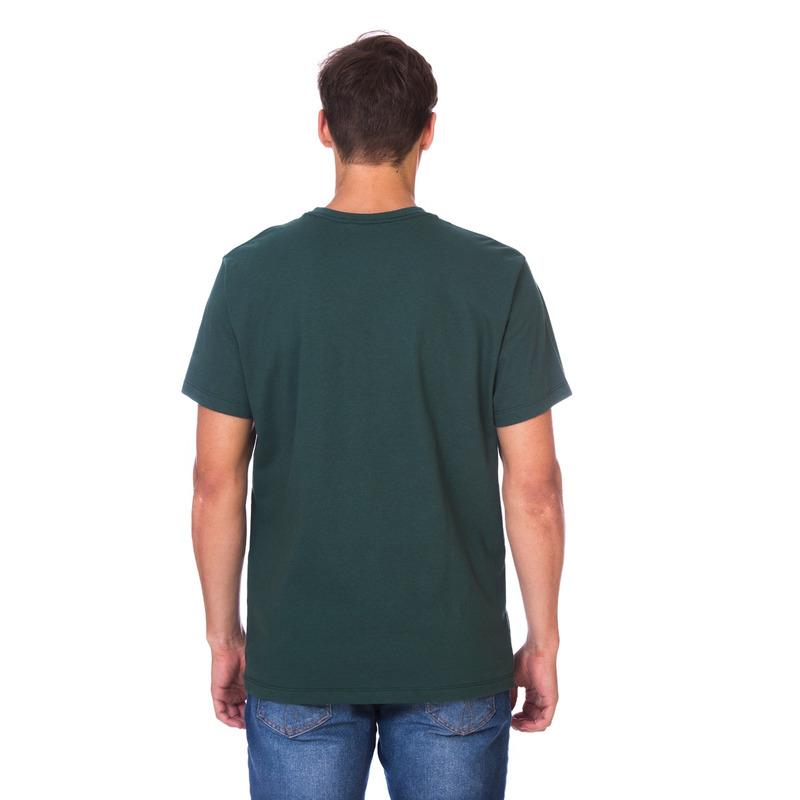 Camiseta Long Island Plus Size Verde