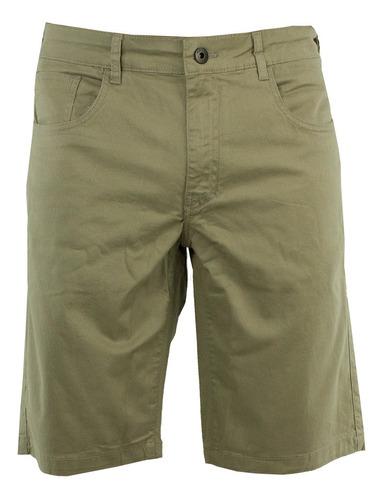 Bermuda Oakley 5 Pockets Short  - Cinza/claro Original