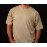 Camisa Caqui Lisa para B4 - B7 -  PMMG