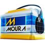 Bateria Moura 60 Amperes 18 Meses De Garantia