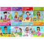 Coleção Minimiki Os Vestidos 5 A 8 Anos 8 Livros