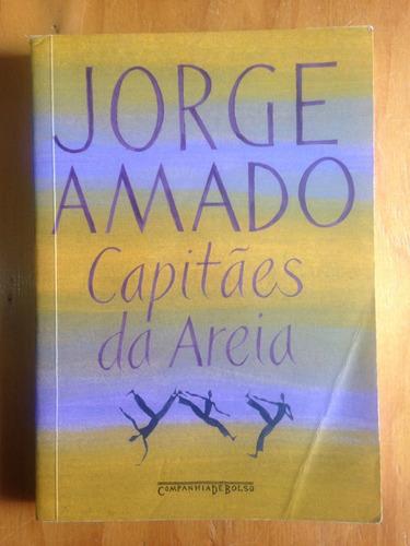 Livro Capitães Da Areia - Jorge Amado Original