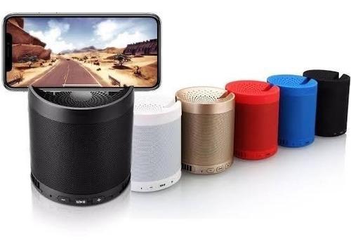 Caixa Caixinha Som Bluetooth Portátil Mp3 Mini Q3 Radio Pend Original