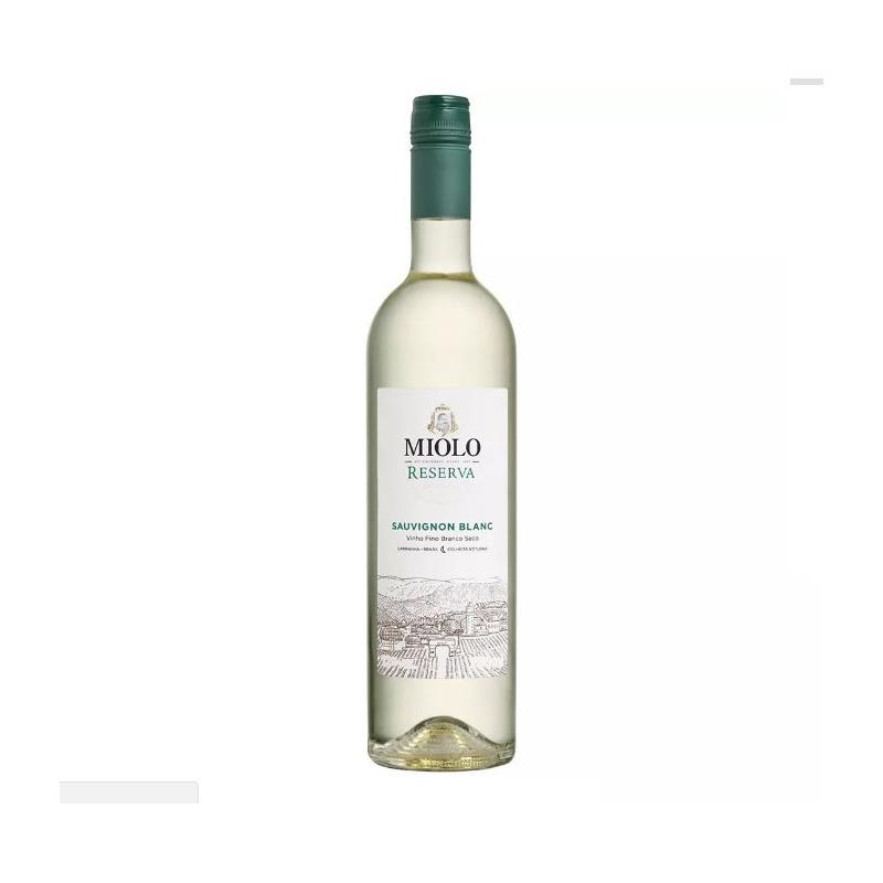 Vinho Fino Reserva Sauvignon Blanc 750ML - Miolo