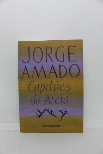 Livro Capitães Da Areia Original