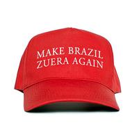 BONÉ VERMELHO - ZUERA