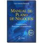 Manual De Plano De Negócios 02ed/18