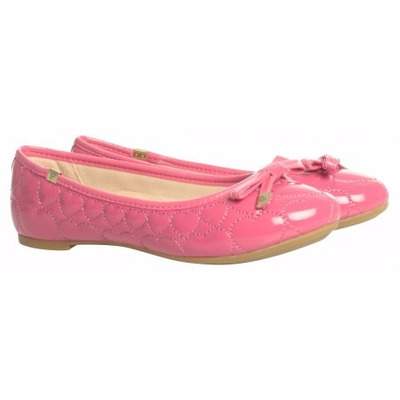 Sapatilha Pampili Super Fofura Pink Infantil Feminina em Uberlândia
