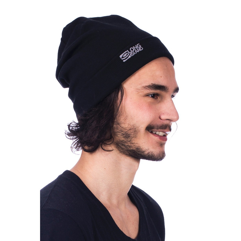 Gorro Long Island Basic Preto