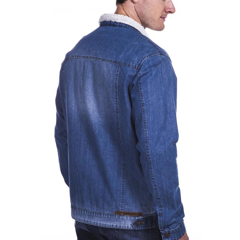 Jaqueta Long Island Trucker Jeans