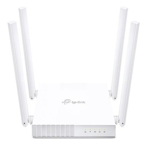 Roteador Tp-link Wi-fi Dual Band Ac750 Archer C21 Original